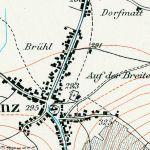 Siegfriedkarte 1879